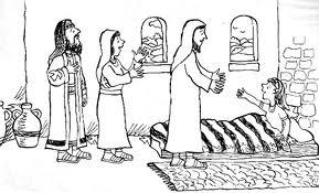 Descubriendo El Siglo Xxi Misa De Sanación Evangelio Según Marcos